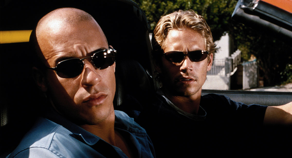 Bild für den Film The Fast and the Furious